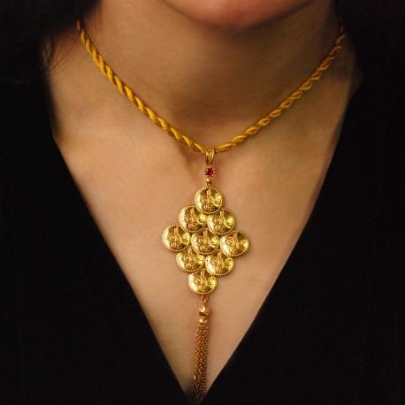 Altın Kolye MKU4193