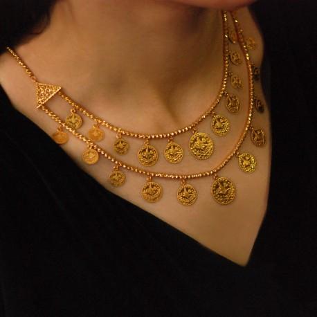 Altın Kolye MGRD3615
