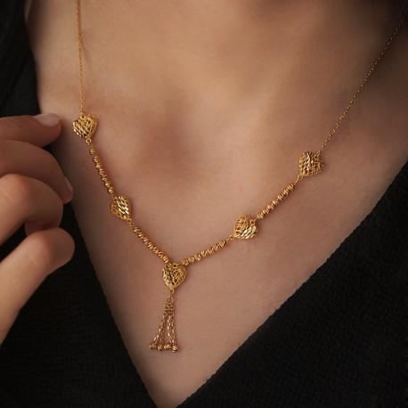 Altın Kolye MKLY4144
