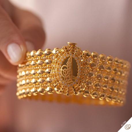 Altın Kelepçe 22KLP1914