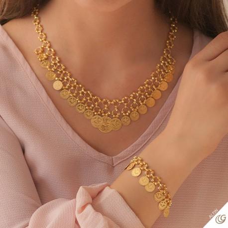 Altın Bileklik 4blk1787
