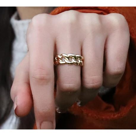 Altın Zincir Yüzük 9YZ627
