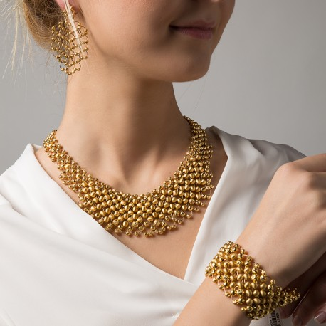 Altın Küpe MKP11586