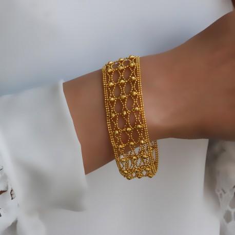 Altın Bileklik MBLK8155